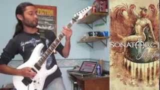 metal losing my insanity sonata arctica cover by richard