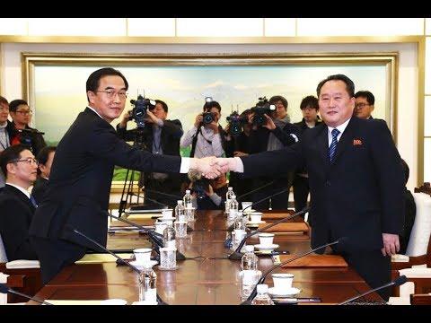 North Korea And South Korea Reach Historic Agreement