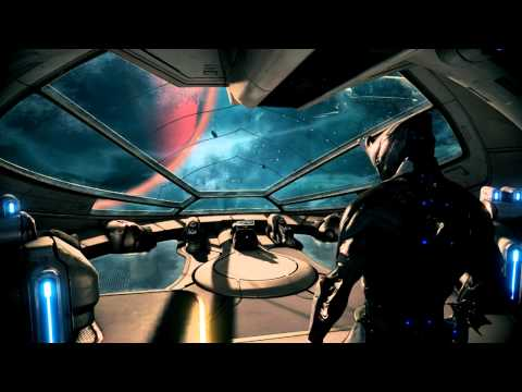 1 HOUR | Warframe Spaceship Background Ambience