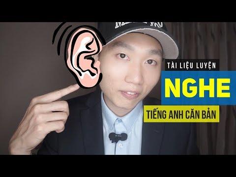 2 Bí Mật về Tài Liệu học Nghe tiếng Anh Căn Bản