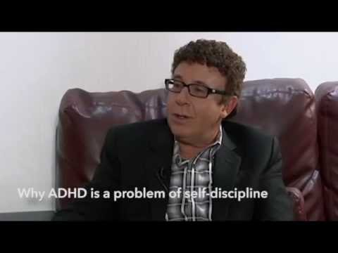 [SPA SUBS] Nesplora Interviews - Dr Sam Goldstein: Why ADHD is a problem of self-discipline