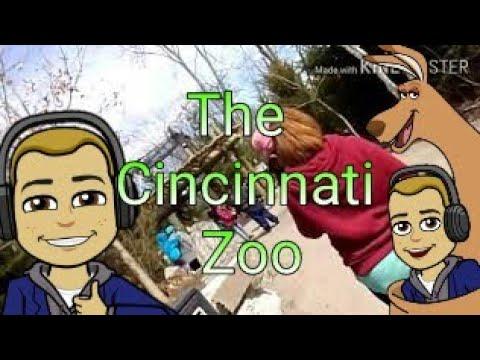 The Cincinnati Zoo || Vlog #3 || Pt. 2 of 2