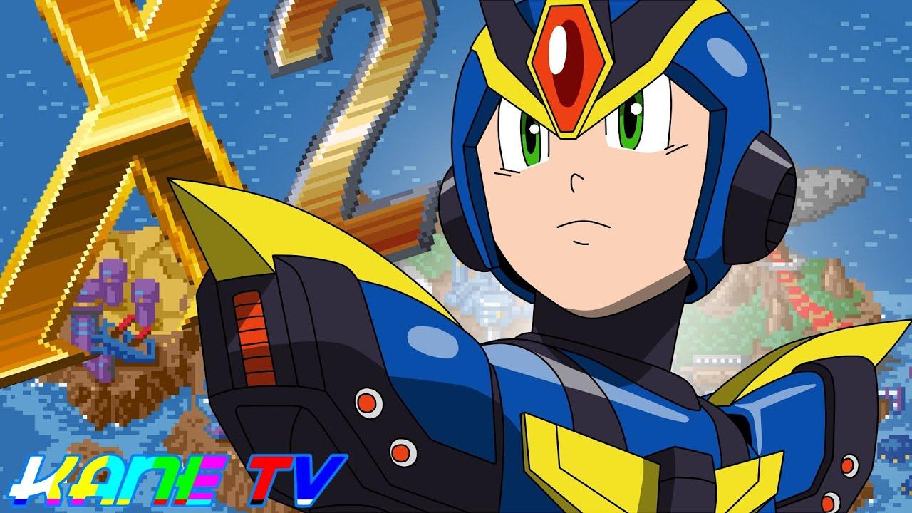 A ULTIMATE ARMOR no Mega Man X2