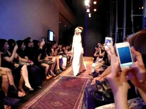 Kris Kiattisak - Bangkok International Couture Fashion Week 2011  by Pichita