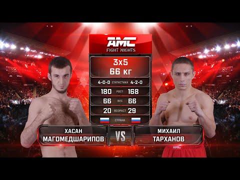 БРАТ ЗАБИТА! Хасан Магомедшарипов vs. Михаил Тарханов / Khasan Magomedsharipov vs. Mikhail Tarkhanov