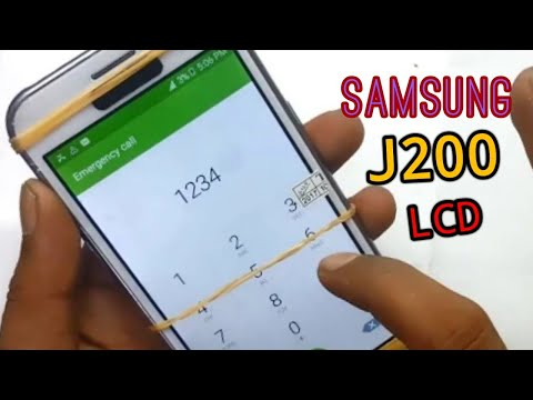 Samsung j200 LCD Replacement