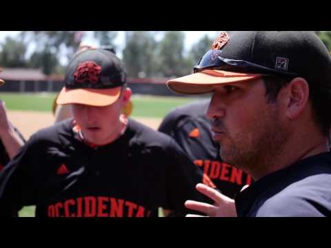 All in for Oxy: The Athletics Experience at Occidental College