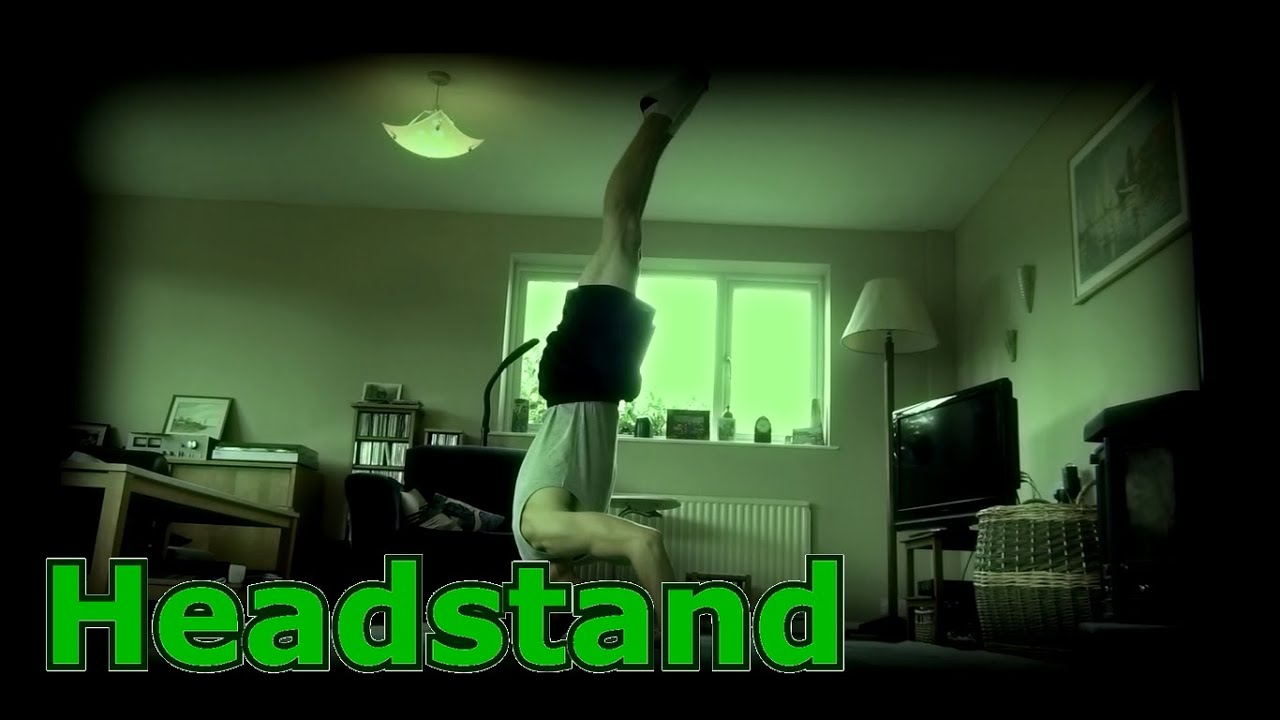 Learn to do a Headstand - Beginner Gymnastics - YouTube