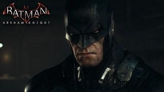 Batman Arkham Knight: Adminstrating Cure for Ra