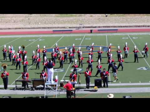 IRVIN HIGH SCHOOL MARCHING BAND EL PASO TX