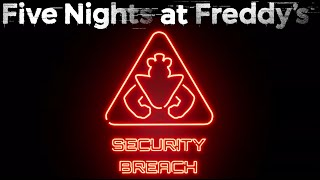 Five Nights at Freddy's Security Breach - OFFICIAL TRAILER (FNAF 9)