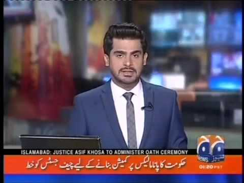 Interview with Murtaza Ali Shah of geo news on offshore companies and non state actors