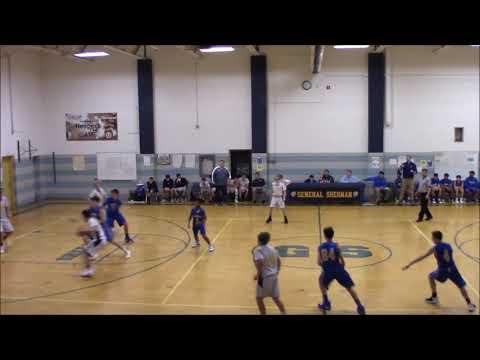 Gahanna MSE 8th Grade vs Lancaster Sherman - 2nd Half