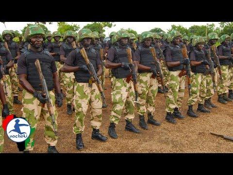 Top 10 Weakest African Militaries as of 2018