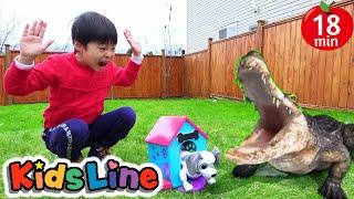 Bigo + More Nursery Rhymes & Kids Song - KidsLine 英語のうた