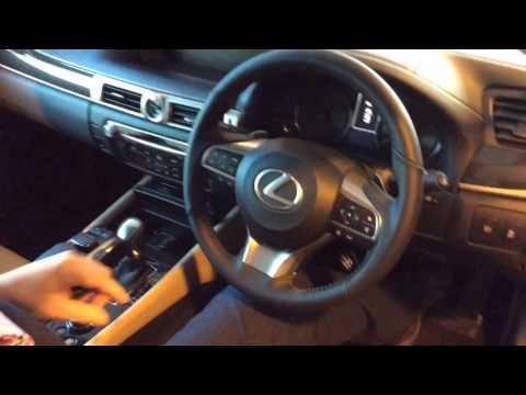 Lexus GS 300h Handover
