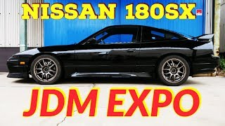 Nissan 180SX for sale JDM EXPO (4748, s8260) I JDM CARS for sale