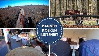 BUITENRIT MET PANNENKOEKENPAUZE PYLE19 Romy Oudshoorn