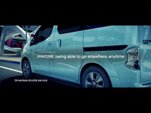 Nissan Imagine a 2040 Future