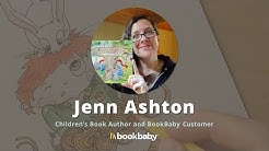 BookBaby Reviews – Self-Publishing My Children's Book – Jenn Ashton