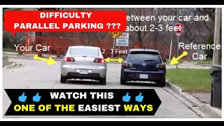 Parallel Parking Easy and Simple