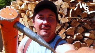Stacking Firewood The Proper Way thumbnail