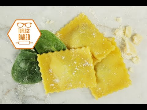 Easy Ravioli Recipe – Topless Baker
