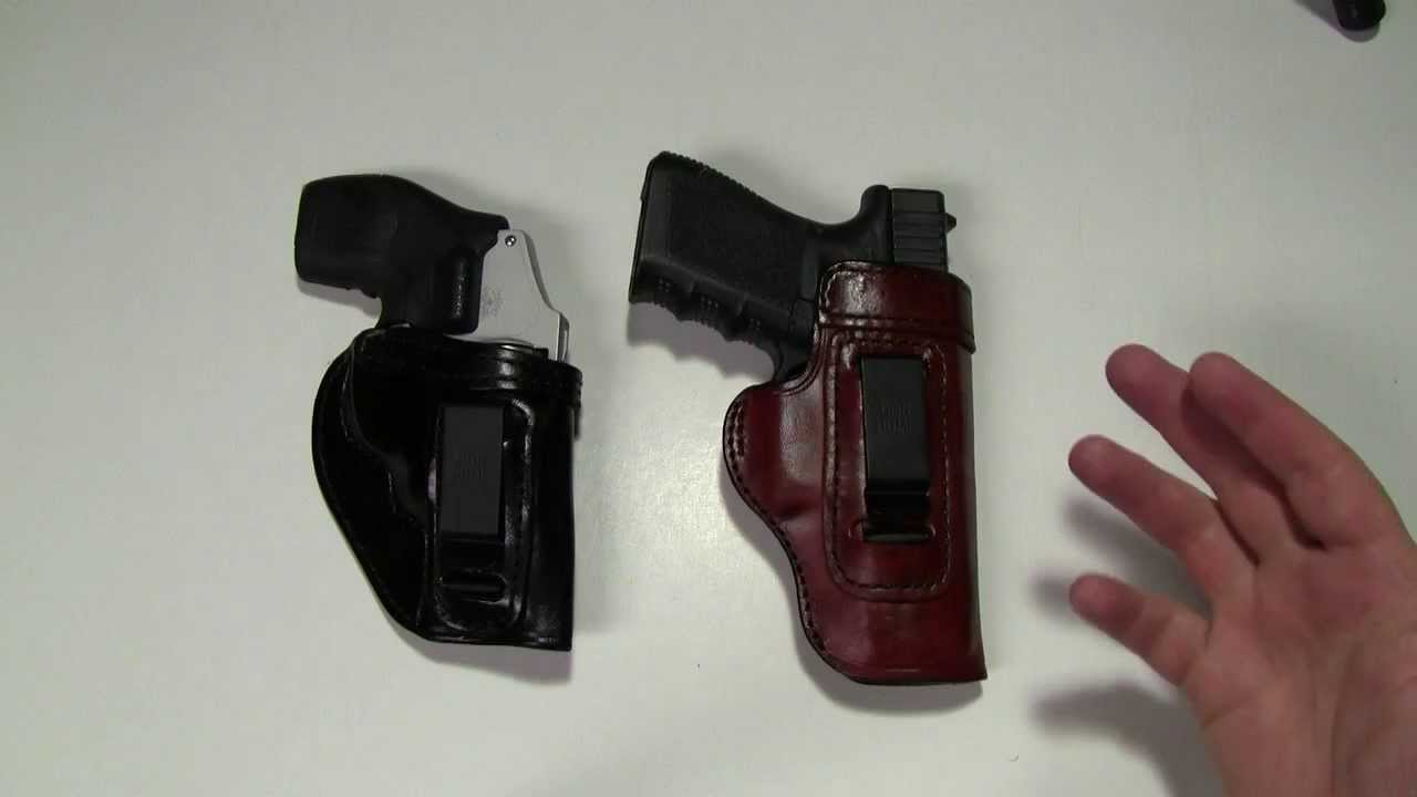 Don hume h715m wc iwb holster review youtube, glock 30 holster