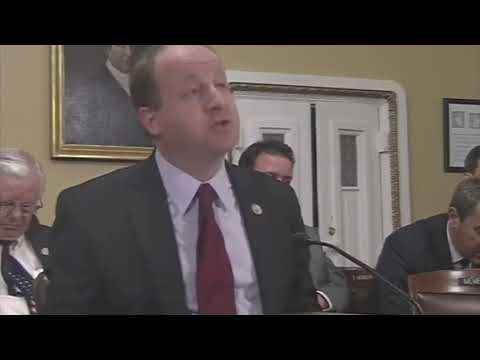 Rep. Polis offers the Cryptocurrency Tax Fairness Act Amendment