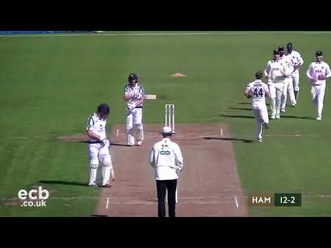 Hampshire v Essex | Day Four Match Highlights