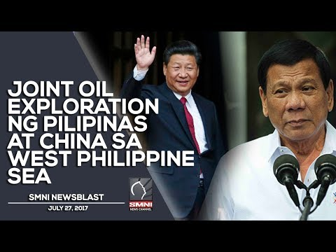 Joint Oil Exploration ng Pilipinas at China sa West Philippine Sea—SMNI NEWSBLAST JULY 27, 2017