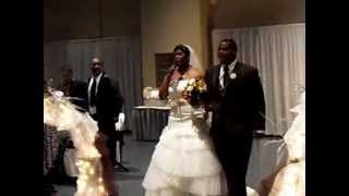 Jamie Foxx (Wedding Vow) Cover: The Wedding Of Mr. & Mrs. Keith White, Sr 1/12/13