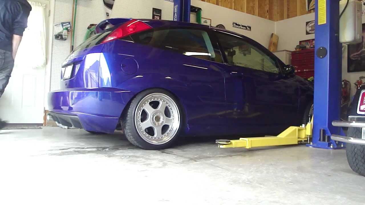 Ford focus svt 602