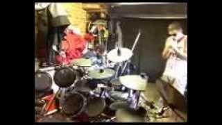Garage Sessions - Dave Harding - Vocals.