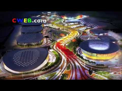 #Rio2016 Opening Ceremony Officially Kicks Off International Sporting Event in Rio de Janeiro - CWEB