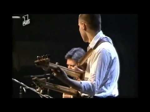 John McLaughlin & Jonas Hellborg - Live at Fabrik, Hamburg 1987-02-19 (FULL)