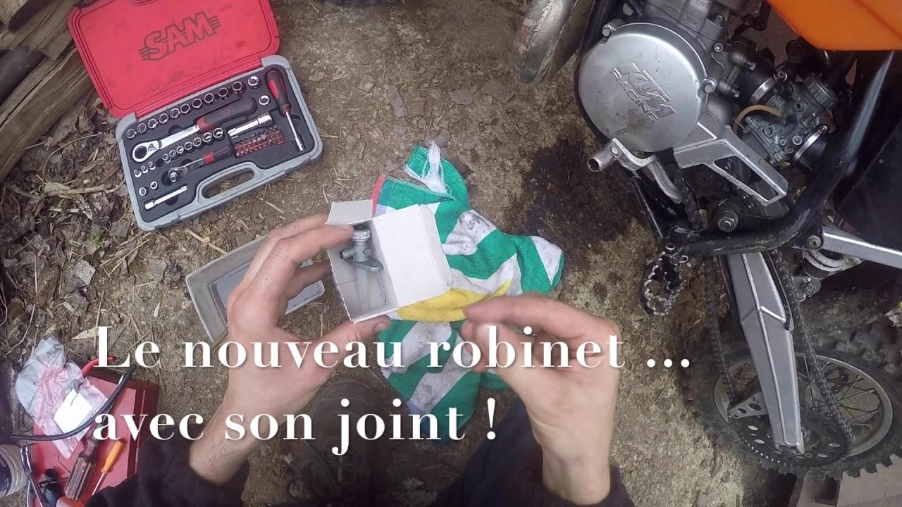 Tuto Robinet Dessence Youtube