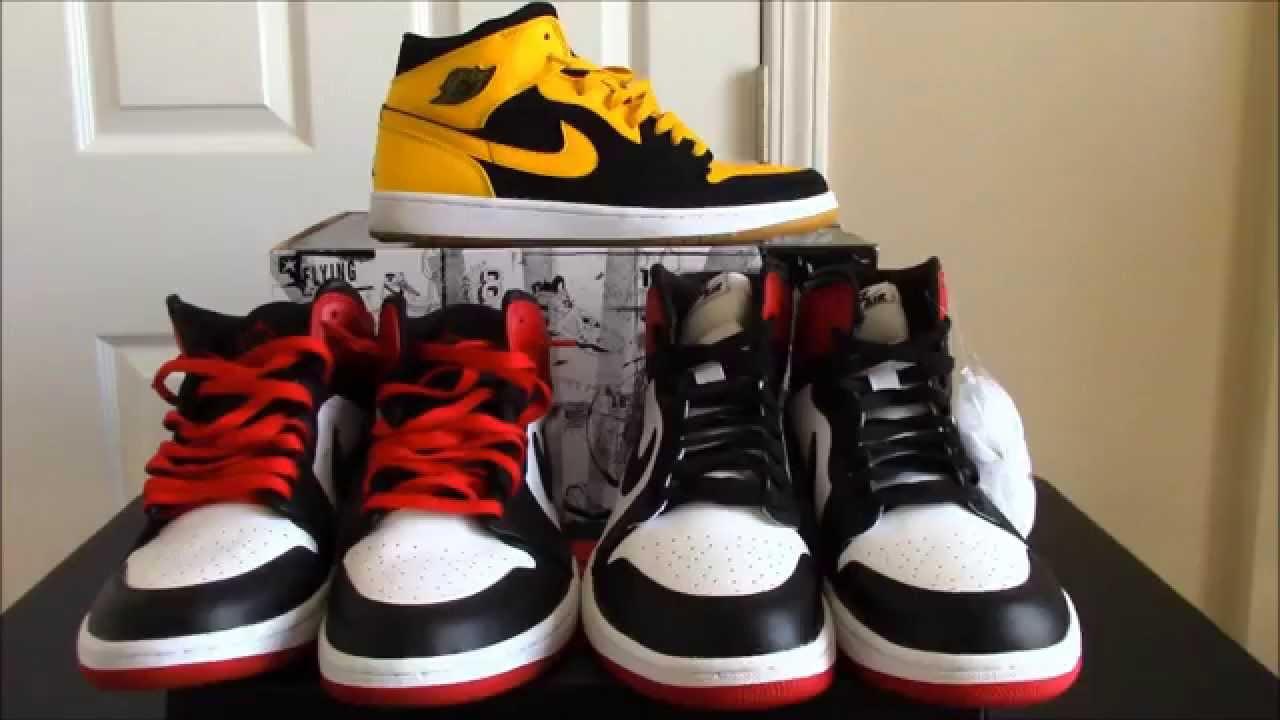 official photos 4e3f1 80de5 Comparison  Jordan 1