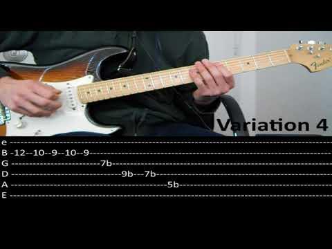 RHCP - Mellowship Slinky In B Major (lesson w/ tab) mp3