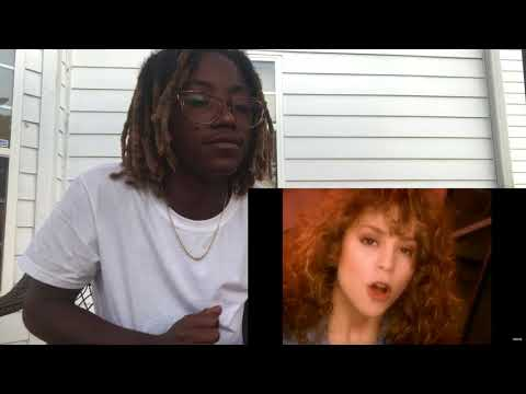 Mariah Carey There's Got To Be A Way (Reaction)
