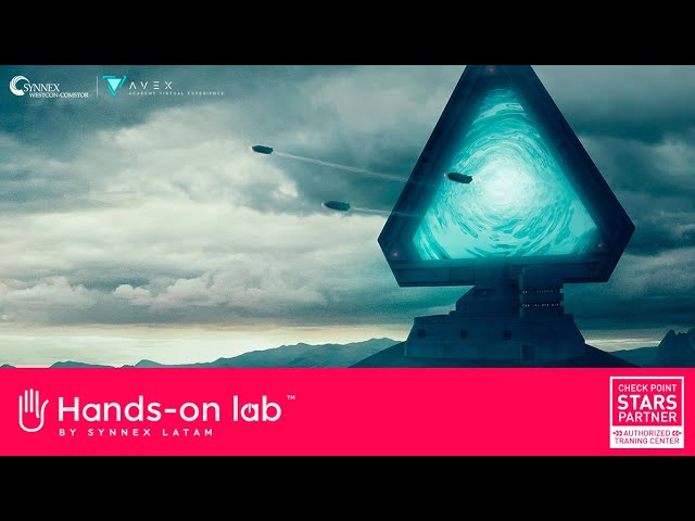 Checkpoint Hands on Lab |  Gaia portal
