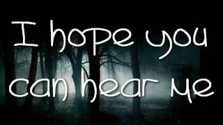 Slipped Away - Avril Lavigne Lyrics[HD]