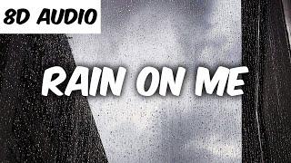 Lady Gaga, Ariana Grande - Rain On Me (8D AUDIO)