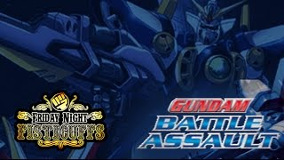 Friday Night Fisticuffs - Gundam: Battle Assault