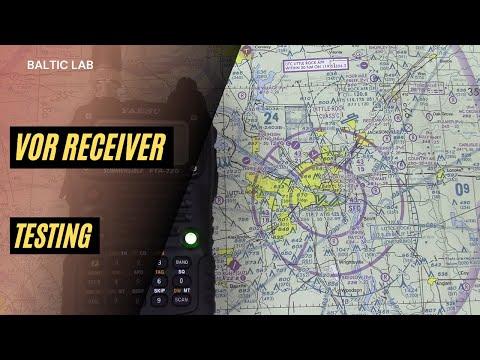 KF5OBS #20: VOR NAV Receiver Testing
