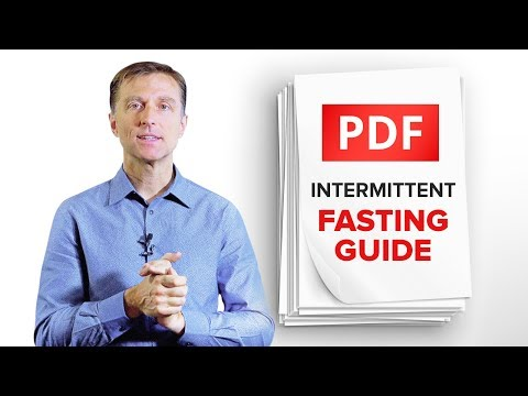 How to do Intermittent Fasting (pdf): Printable Guide