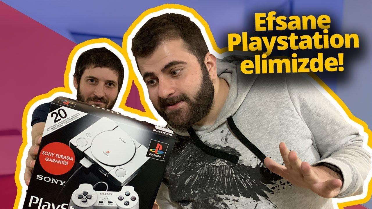 Efsane PlayStation, PlayStation Classic kutusundan çıkıyor!