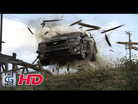 "CGI Game Trailer Animation : ""THE CREW TRAILER"" by Unit Image"