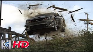 CGI Game Trailer Animation : 'THE CREW TRAILER' by Unit Image