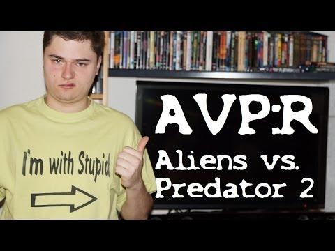 AVPR: ALIENS VS. PREDATOR 2 (Colin Strause, Greg Strause) / Playzocker Reviews 4.191